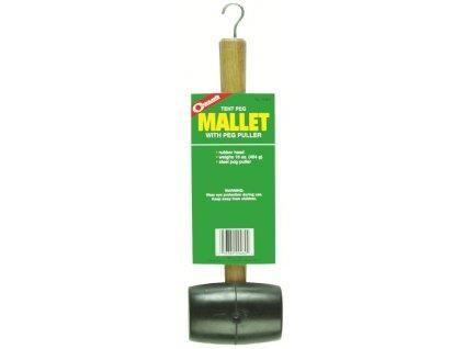 Coghlan´s gumová palice Tent Peg Mallet