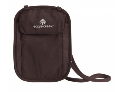 Eagle Creek kapsa na krk Undercover Neck Wallet mocha