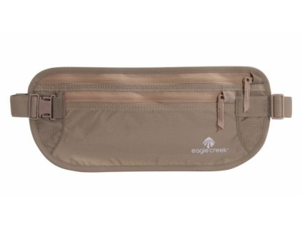 Eagle Creek ledvinka Undercover Money Belt DLX khaki