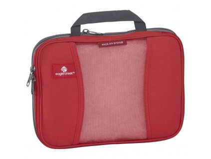 Eagle Creek obal Pack-It Compression Half Cube red fire