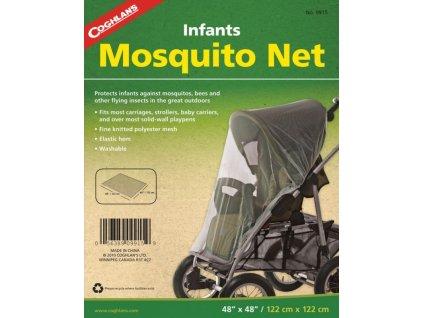 Coghlan´s moskytiéra na kočárek Infants Mosquito Net