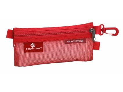 Eagle Creek organizér Pack-It Sac XSmall red fire