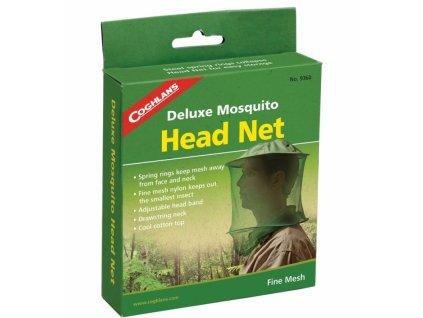 Coghlan´s moskytiéra na ochranu hlavy Deluxe Head Net