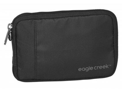 Eagle Creek peněženka RFID Travel Zip Wallet black