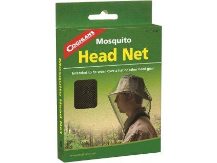 Coghlan´s moskytiéra na ochranu hlavy Head Net
