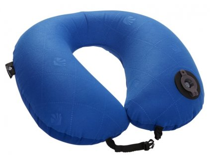 Eagle Creek podhlavník Exhale Neck Pillow blue sea