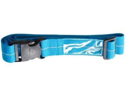 Eagle Creek popruh Reflective Luggage Strap brilliant blue