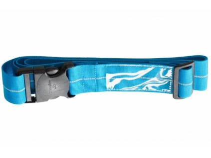 Eagle Creek popruh Reflective Luggage Strap brilliant blue