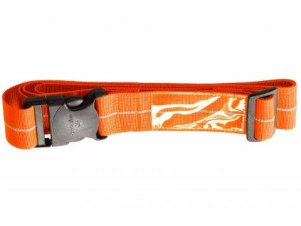 Eagle Creek popruh Reflective Luggage Strap flame orange