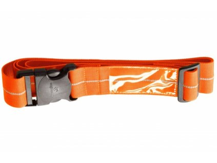 Eagle Creek popruh Reflective Luggage Strap flame orange