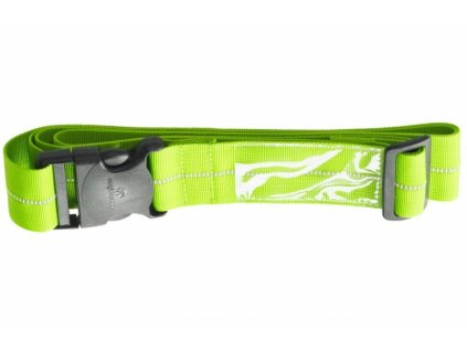 Eagle Creek popruh Reflective Luggage Strap strobe green