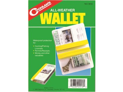 Coghlan´s náprsní kapsa All-Weather Wallet