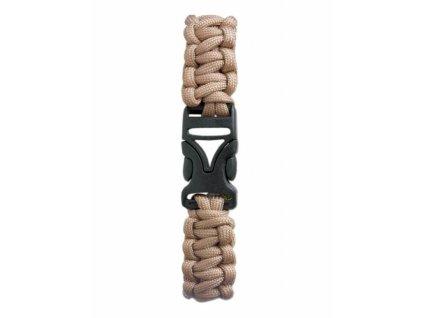Coghlan´s náramek Paracord Bracelet béžový