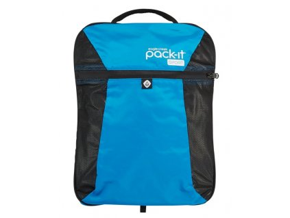 Eagle Creek taška Pack-It Sport Wet Dry Fitness blue