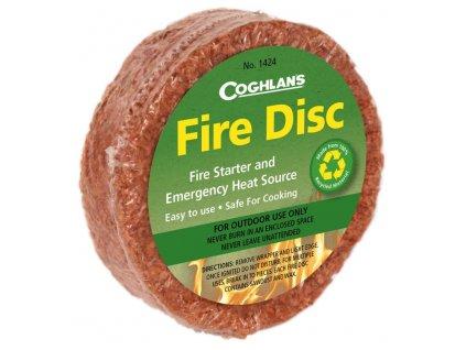 Coghlan´s podpalovací cedrový disk Fire Disc
