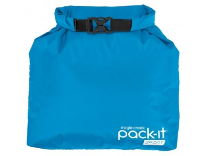Eagle Creek vak Pack-It Sport Roll Top Sac blue