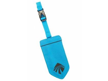 Eagle Creek visačka Reflective Luggage Tag brilliant blue