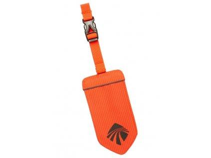 Eagle Creek visačka Reflective Luggage Tag flame orange