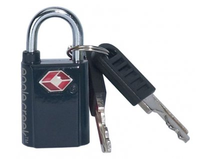 Eagle Creek zámek Mini Key TSA Lock graphite