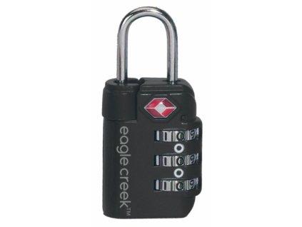 Eagle Creek zámek Travel Safe TSA Lock graphite