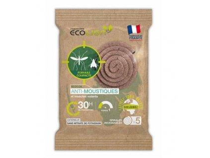 Ecolign spirály proti hmyzu Ecocoil