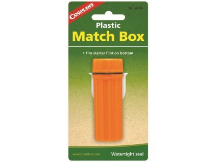 Coghlan´s pouzdro na zápalky Plastic Match Box