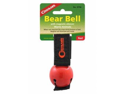 Coghlan´s rolnička na medvědy Bear Bell červená