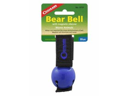 Coghlan´s rolnička na medvědy Bear Bell modrá