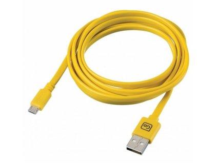 Go Travel nabíjecí kabel Micro USB Extra Long 2m