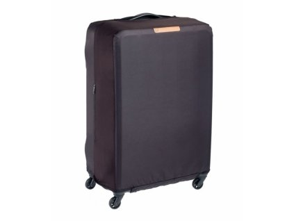 Go Travel obal na kufr Slip On Luggage Cover L black