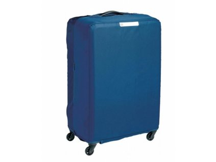 Go Travel obal na kufr Slip On Luggage Cover L blue