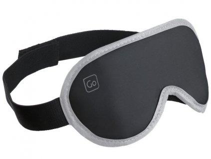 Go Travel oční maska s pružným páskem Nightshade