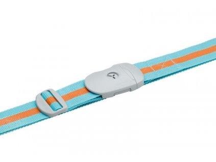 Go Travel popruh na zavazadla Key Strap blue 4cm