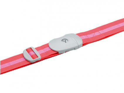Go Travel popruh na zavazadla Key Strap red 4cm