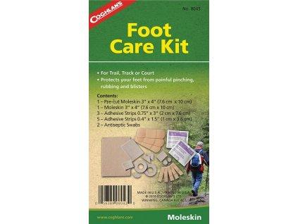 Coghlan´s sada na ošetření nohou Foot Care Kit