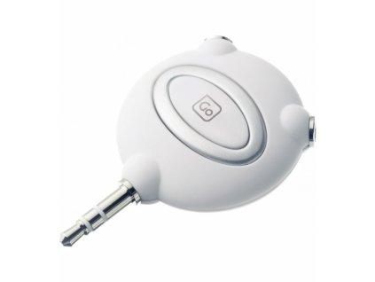 Go Travel rozdvojka na sluchátka Share Adaptor