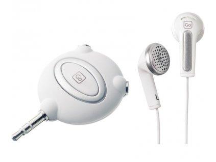 Go Travel sluchátka s rozdvojkou Share Sounds