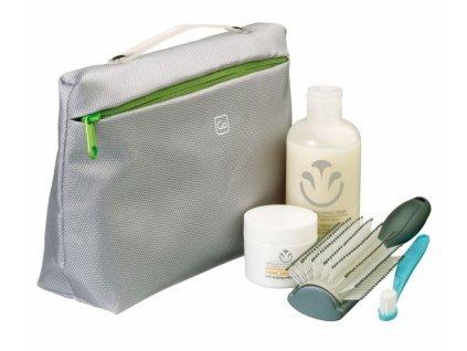 Go Travel toaletní taška Wash Bag grey