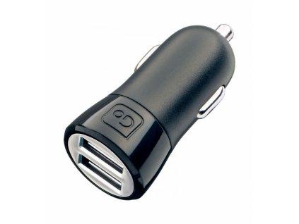 Go Travel USB nabíjecí autoadaptér 4.2A Double