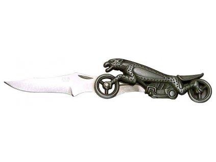 Joker nůž s motivem geparda 75 mm