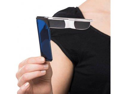 Kasper&Richter brýlová lupa Read-Fix