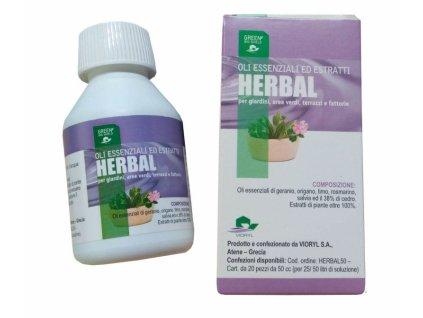 Massquitoes aromatická esence proti hmyzu Herbal