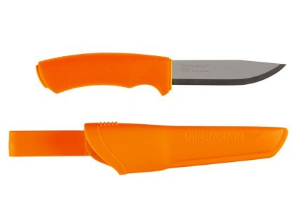 Morakniv nůž Bushcraft Orange v blistru