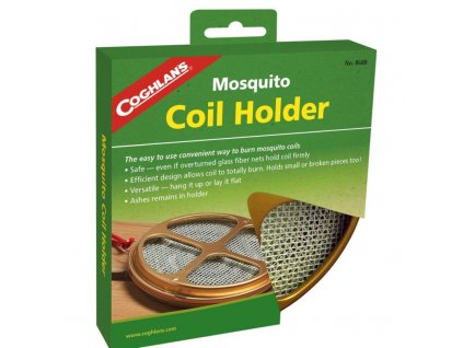 Coghlan´s stojan na spirály Mosquito Coin Holder