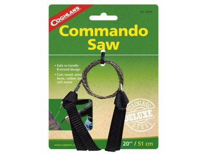 Coghlan´s strunová pila Commando Saw