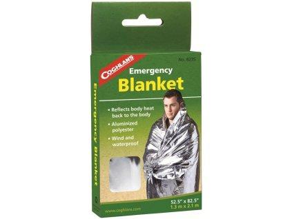 Coghlan´s termofólie Emergency Blanket