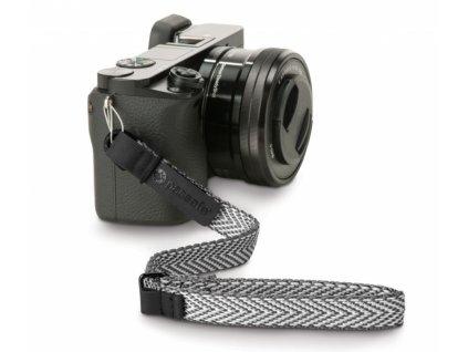 Pacsafe Carrysafe 25 grey bezpečnostní popruh - výprodej