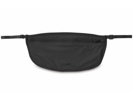 Pacsafe Coversafe S100 Waist Band black skrytá kapsa k pasu