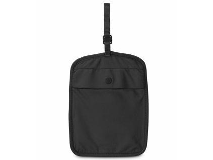 53a5088f5d1 Pacsafe Coversafe S60 Belt Pouch black skrytá kapsa na opasek -
