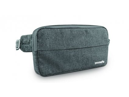 Pacsafe Metrosafe 125 GII tweed grey cross body - výprodej